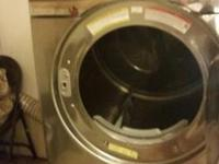 Moving need to sell my washer and dryer Samsung top