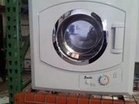 NEW DRYER MACHINE FRONT LOADER FOR ONLY 150 SAVE MORE