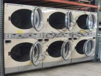 Wascomat Stack Dryer 120v 60hz 1ph TD30.30 Almond