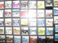 OVER 25 DS GAMES, NEW IN BOX, (NO MARIO,POKEMON,DONKEY