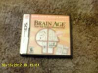 Brain Age Mystery Case Files MillionHeir Petz Catz