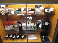 Great deals of various, older gameing systems. Some are