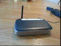 DSL Modem and Wireless N RouterModem works with