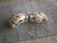 I have a pair of working, good condition front calipers