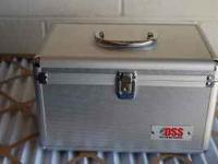 DSS CD/DVD storage case New - $14 Selling a new DSS