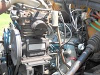 For Sale DT 466 International Engine with Allison Auto