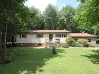Updated Ranch home located on a big corner lot near the