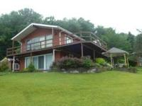 WATERFRONT WITH 4+ BEDROOMS, 3 BATHS, 2 FIREPLACES,2