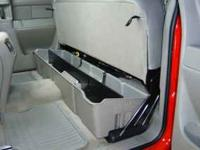 Du-Ha rear seat, under seat storage system for a 99-07