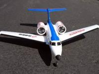 New Air Earl Remote control airplane. This complete