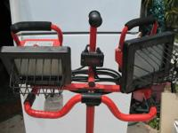 ** THESE SPOTLIGHTS ARE THE HEAVY DUTY ONES WITH 1000