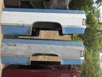 Dual gas tank 1986 chevy silerado 8ft truck bed no