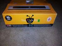 I received this tivo box as a gift a couple of years