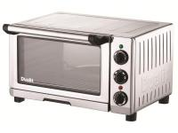 Dualit?s stainless steel mini oven is a compact