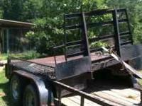 Dually flatbed for sale $300.  or  Location: Kelly
