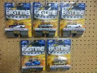 DubCity BigTime Muscle 1:64 Pass away Cast Vehicles