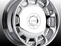 For sale are a set of (4) Brand New Dub Mogul Rims