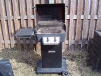 For Sale: Ducane 1204SHNE 2 burner grill with side