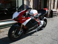 This is a Ducati 1198R Corse Special Edition for sale