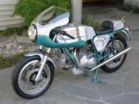 1974 Ducati 750 Sport VIN: DM750 5752990 Engine: 755799