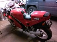 1990 DUCATI 851 SUPERBIKE. CLEAR TEXAS TITLE.NEW FUEL