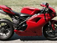 Selling my 2009 Ducati 1198 Superbike with only 3678