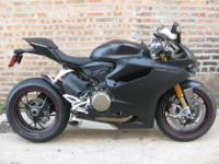 Make: Ducati Model: Other Mileage: 1,024 Mi Year: 2014