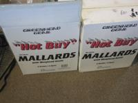 Greenhead Gear Hot Buy Mallard duck decoys new in box