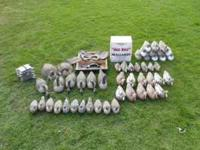 Duck & Goose Decoys For Sale 11 - Wooduck Decoys 8 -