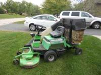 Duetz Allis Vangard riding lawn mower 36 inch cut 12HP