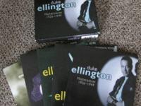 Duke Ellington CD set-4 discs featuring music from
