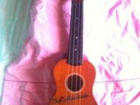 Great Condition Vintage Duke Kahanamoku Ukulele. Price:
