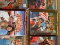 I have seasens 1,2,3,4,5,7 od dukes of hazzard for sale