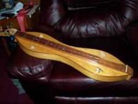 Three Dulcimers, and one Ban-jammer for sale: All