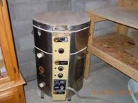 Duncan Ceramic kiln for sale, model #DK 820X-2. In