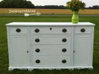 For Sale Duncan Phyfe Style Buffet/sideboard. 62 long x