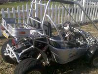 runs good alot of fun to drive needs front tires (for