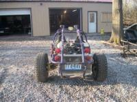 SAND RAIL DUNE BUGGY STREET LEGAL TITLED ALUMINUM