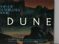 For sale is a near mint copy of the Dune Pop-Up