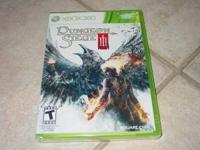 Dungeon Siege 3 for Xbox 360 asking $25.00 can be