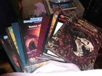 DUNGEONS AND DRAGONS MANUALS FOR SALE Monster Manual