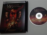 Up for sale is the movie Dungeons & Dragons on DVD. The