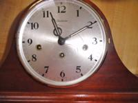 This is a key-wind Dunhaven mantle clock, and I DO have
