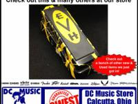 EVH Crybaby Wah Pedal For guitar made use of yet