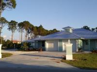 South Stuart, brand new duplex unit backing up to