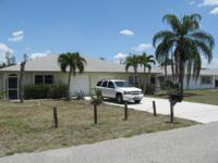 Duplex for sale in desirable area of Cape Coral Close