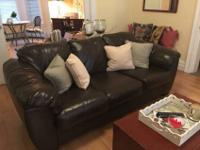 Moving sale - everything must go!!Beautiful Couch in
