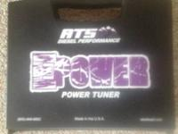 ATS E-Power Hot +2 Duramax Tuner. Like new condition