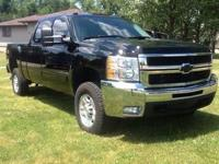 2007.5 duramax 2500. Nice truck......drives like new.