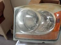 This is a Headlight taken from a Durango 2005, it might